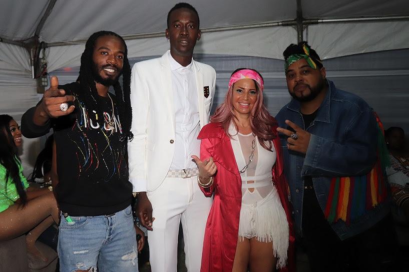 Photo of Panamá y Jamaica fusionan talentos