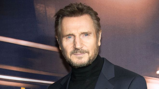 Photo of Liam Neeson aclara que el 'No es Racista'