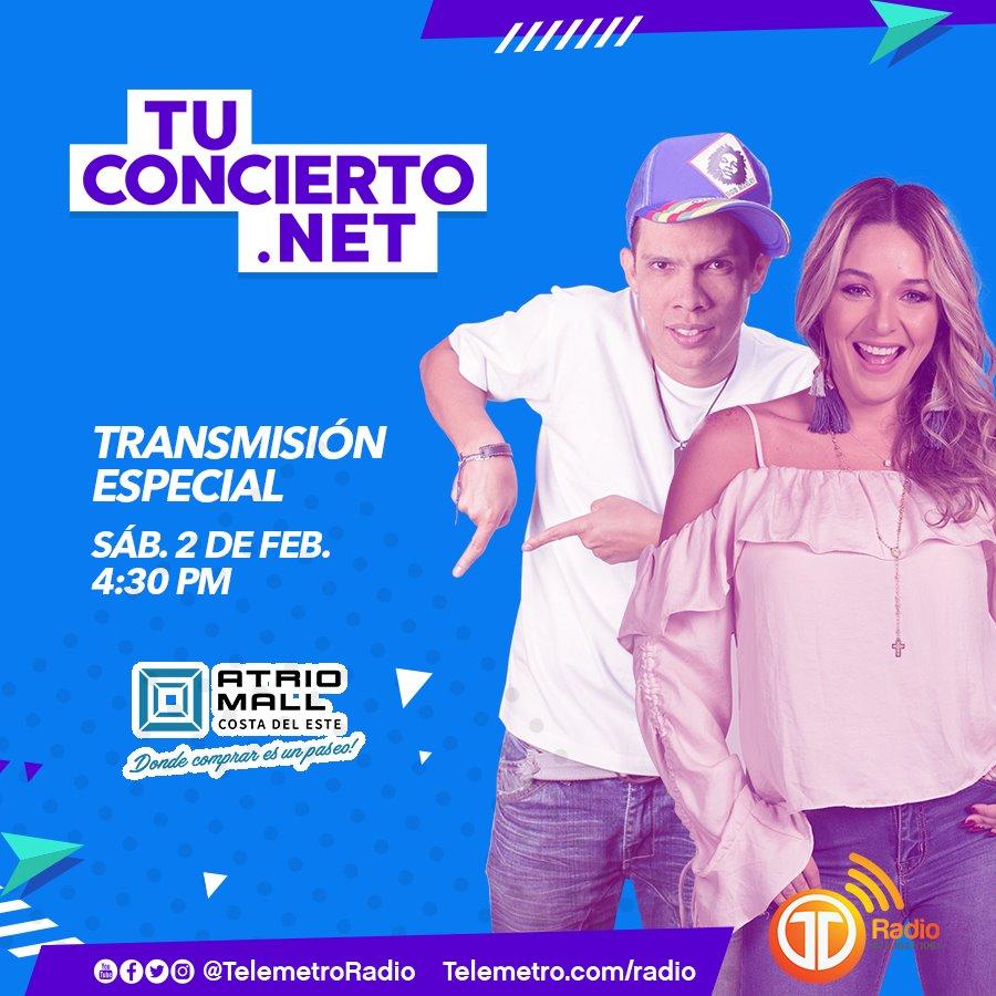Photo of Tuconcierto.net en Radio