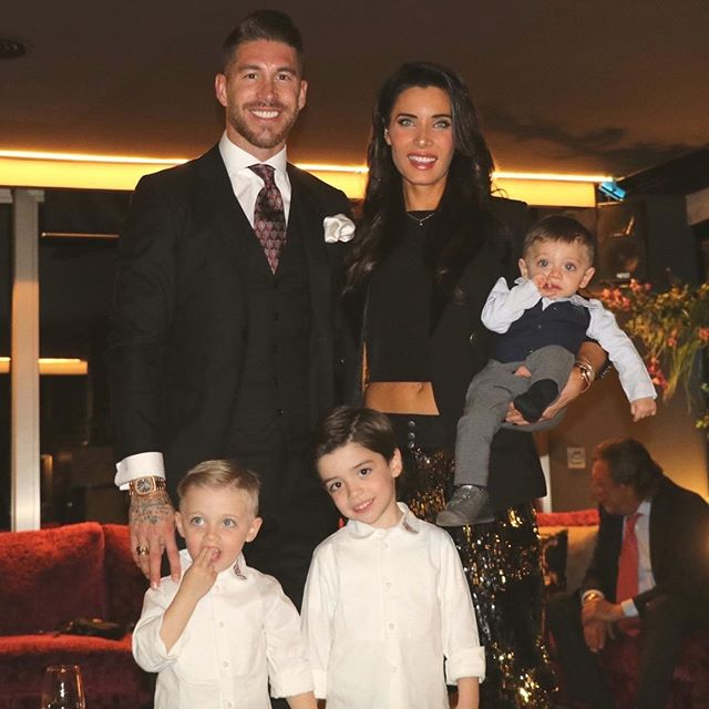Photo of Sergio Ramos y Pilar Rubio anuncian la fecha de su boda