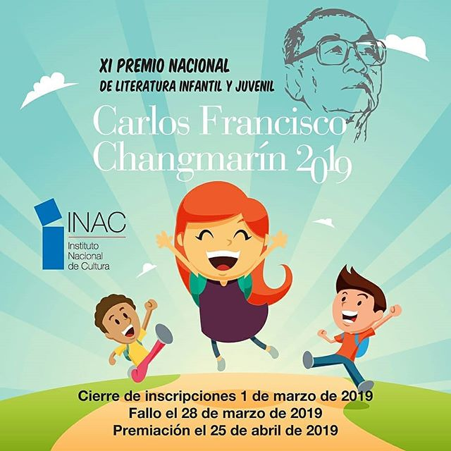 Photo of Panamá presenta el premio de literatura «Carlos Francisco Changmarín