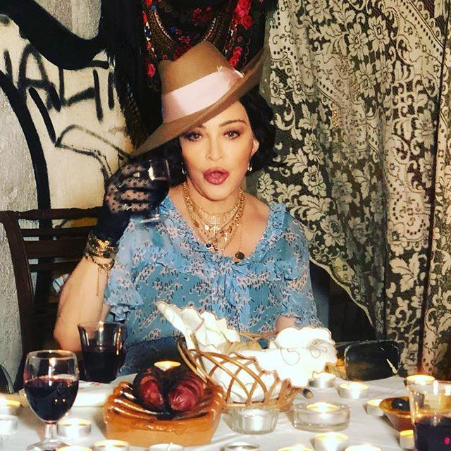 Photo of Madonna dio a conocer un adelanto de su próximo disco de estudio