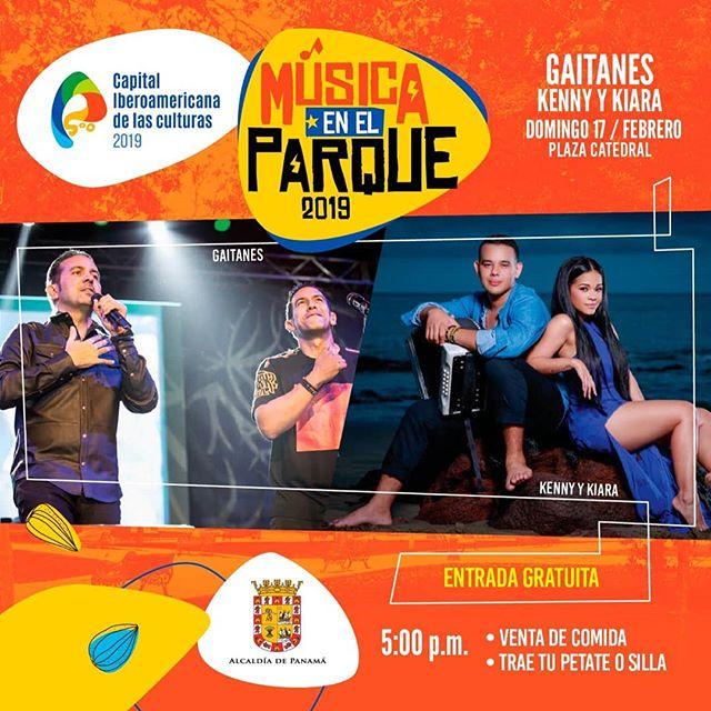 Photo of Música en el Parque 2019