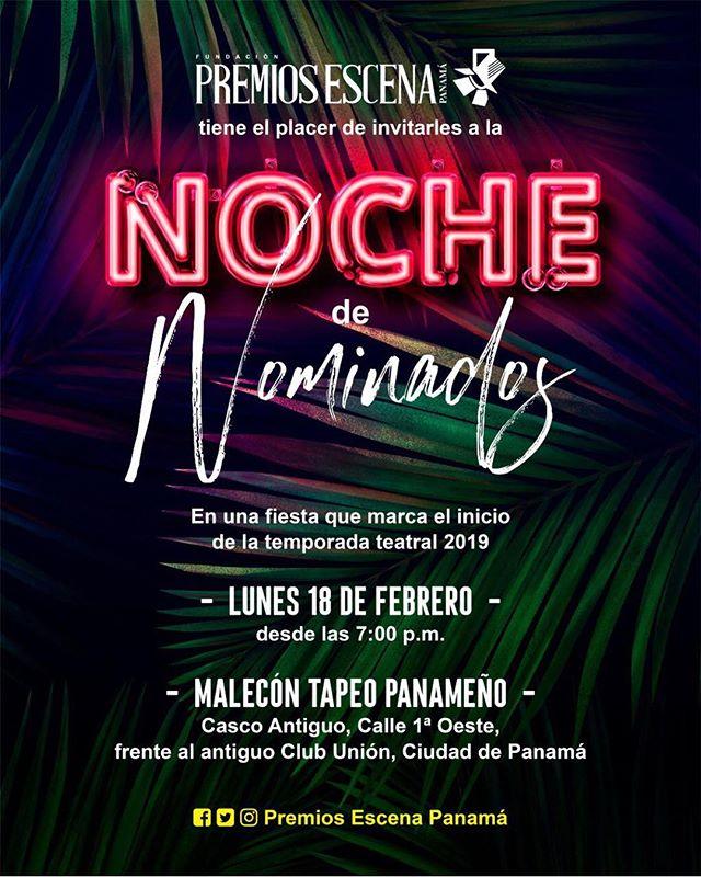 Photo of Premios Escena  Panamá anuncia la noche de los Nominados