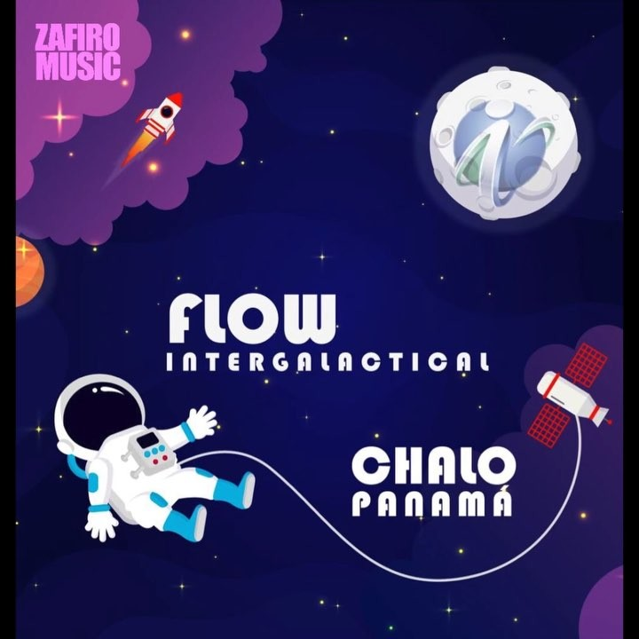 Photo of Chalo Panamá presenta 'Flow Intergalactical'