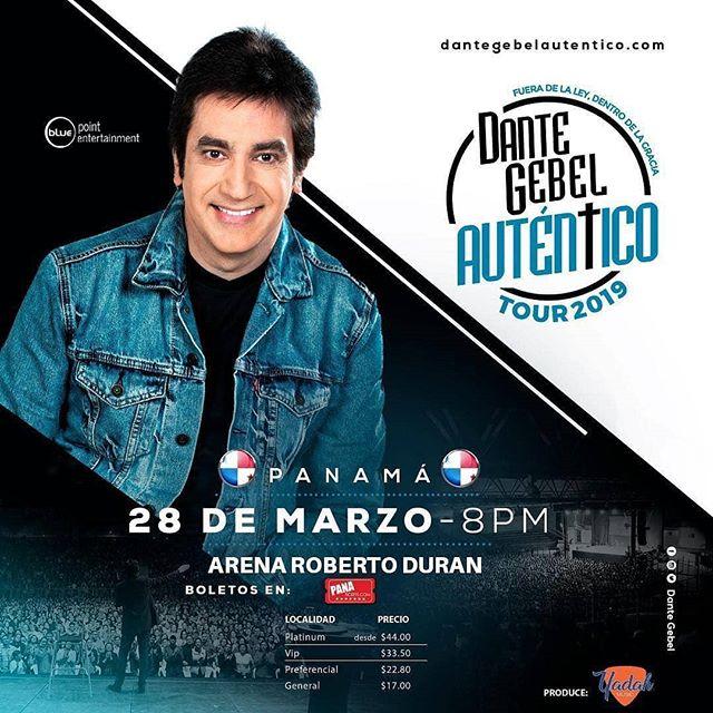 Photo of El conferencista Dante Gebel estará en Panamá