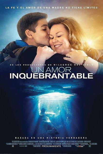 Photo of Lanzan póster oficial de 'Un Amor Inquebrantable'