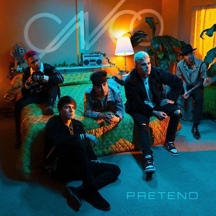 Photo of CNCO presenta su nuevo single 'Pretend'