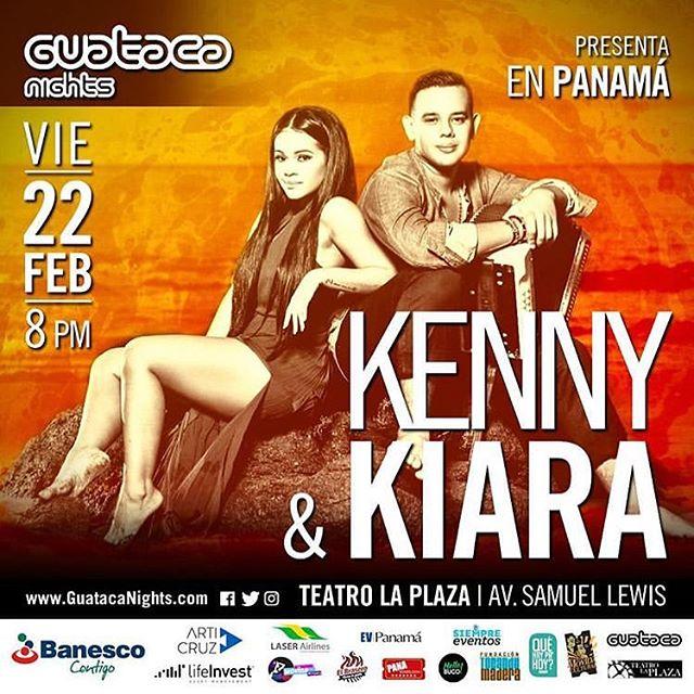 Photo of Kenny & Kiara en concierto en Teatro la Plaza