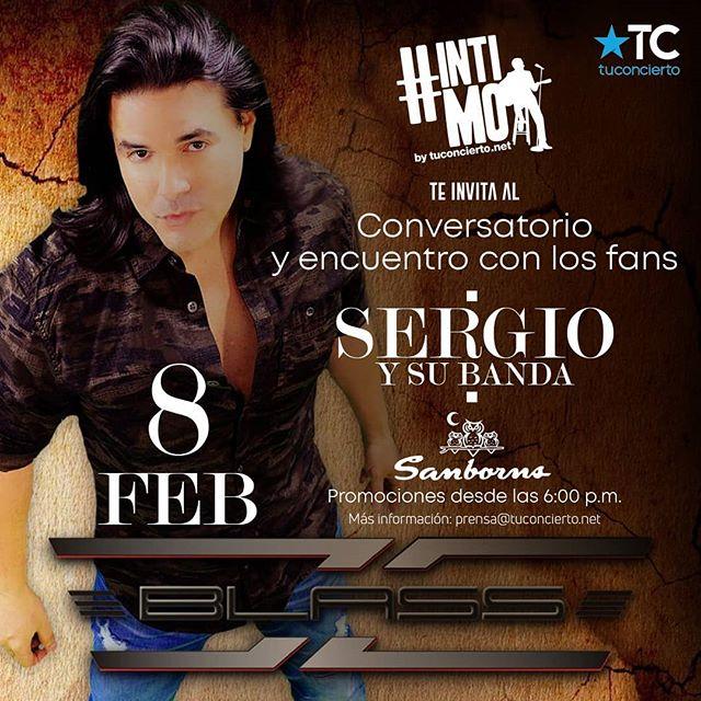Photo of #intimotuconcierto presenta a Sergio y su banda