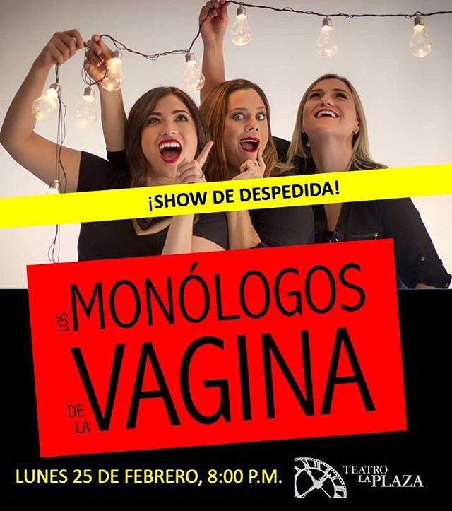 Photo of Show de despedida para 'Monólogos de la Vagina'