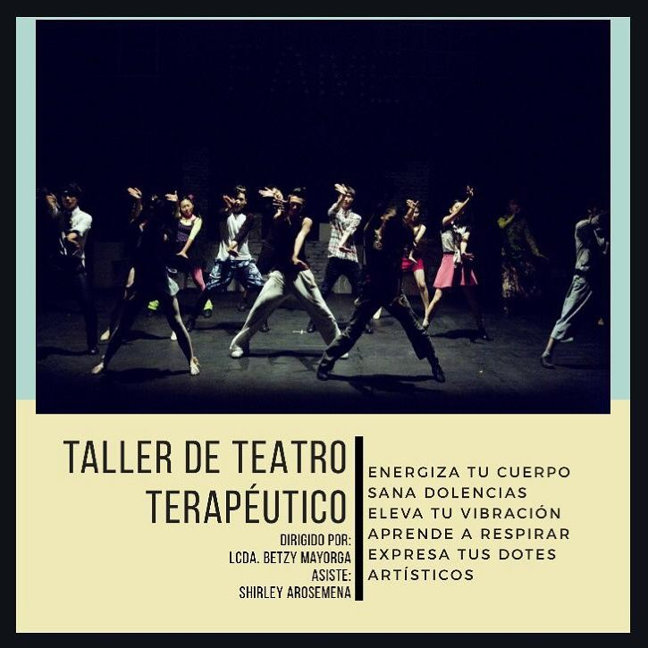 Photo of Taller de teatro Terapéutico