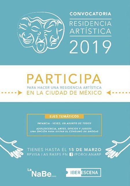 Photo of Convocatoria «Residencia Artística 2019»