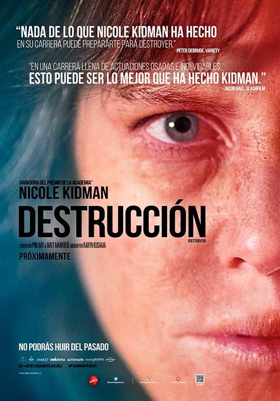 Photo of Jueves de estreno en Cinemark presenta «Destrucción»