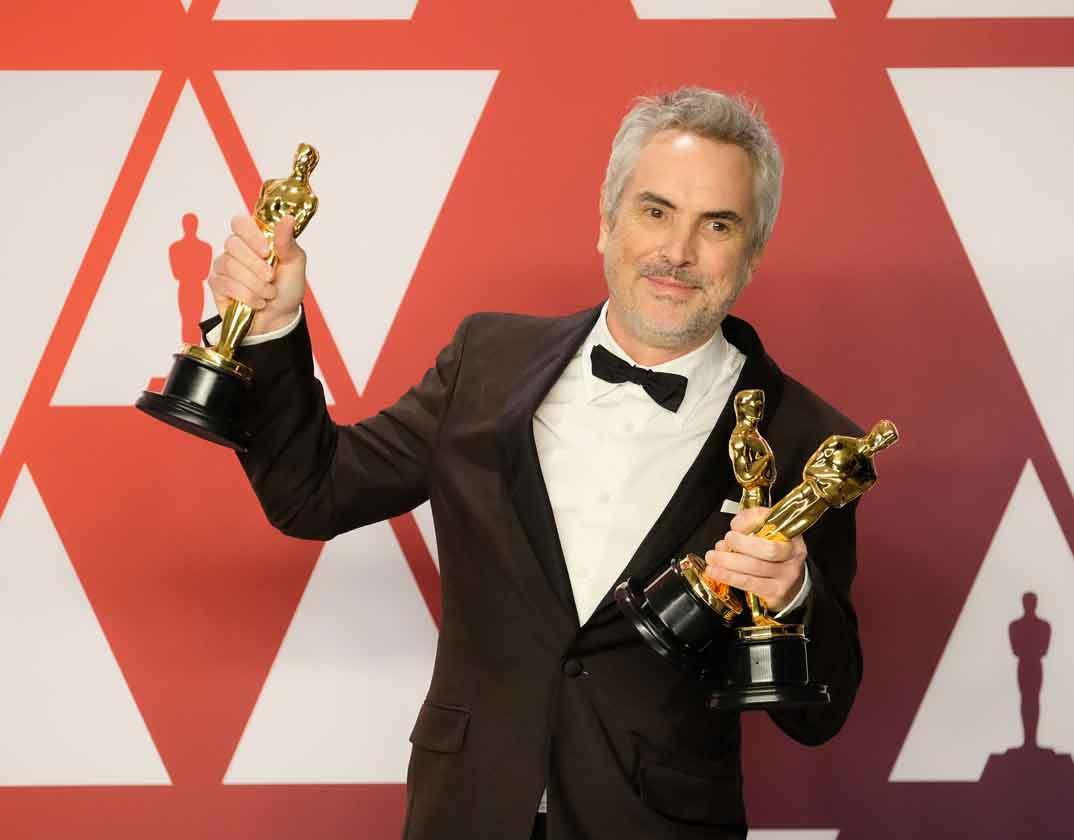 Photo of La película Roma se lleva 3 premios Oscar
