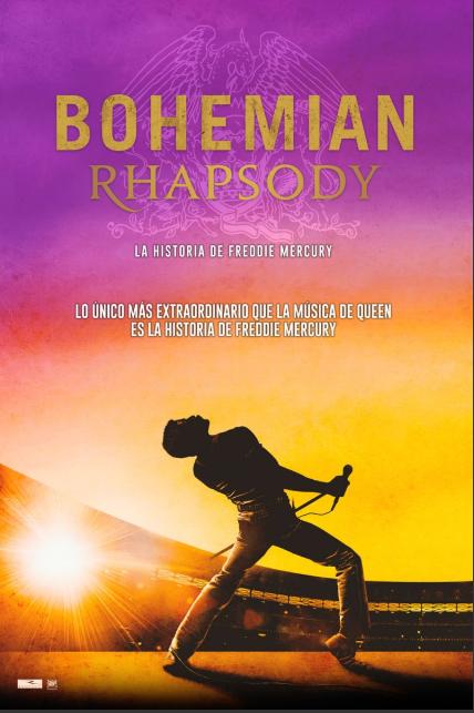 Photo of Función especial de 'Bohemian Rhapsody' en Cinemark