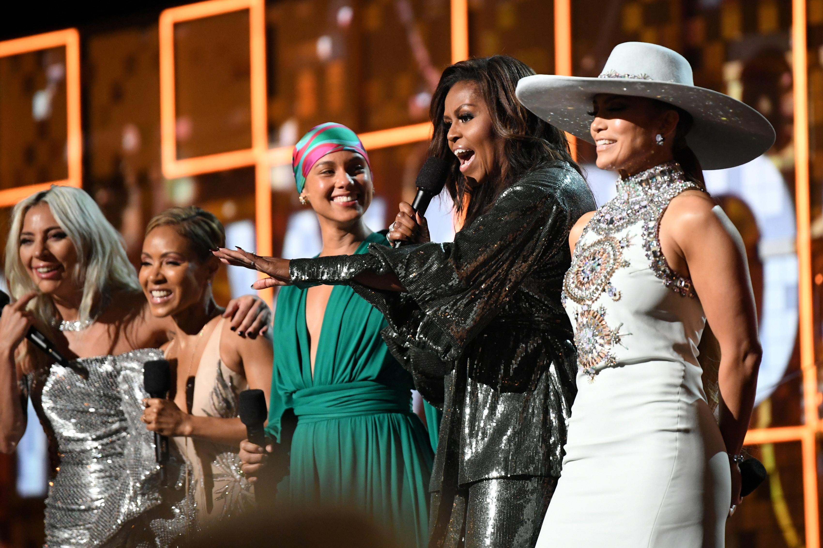 Photo of Así fue la noche de los Grammys 2019