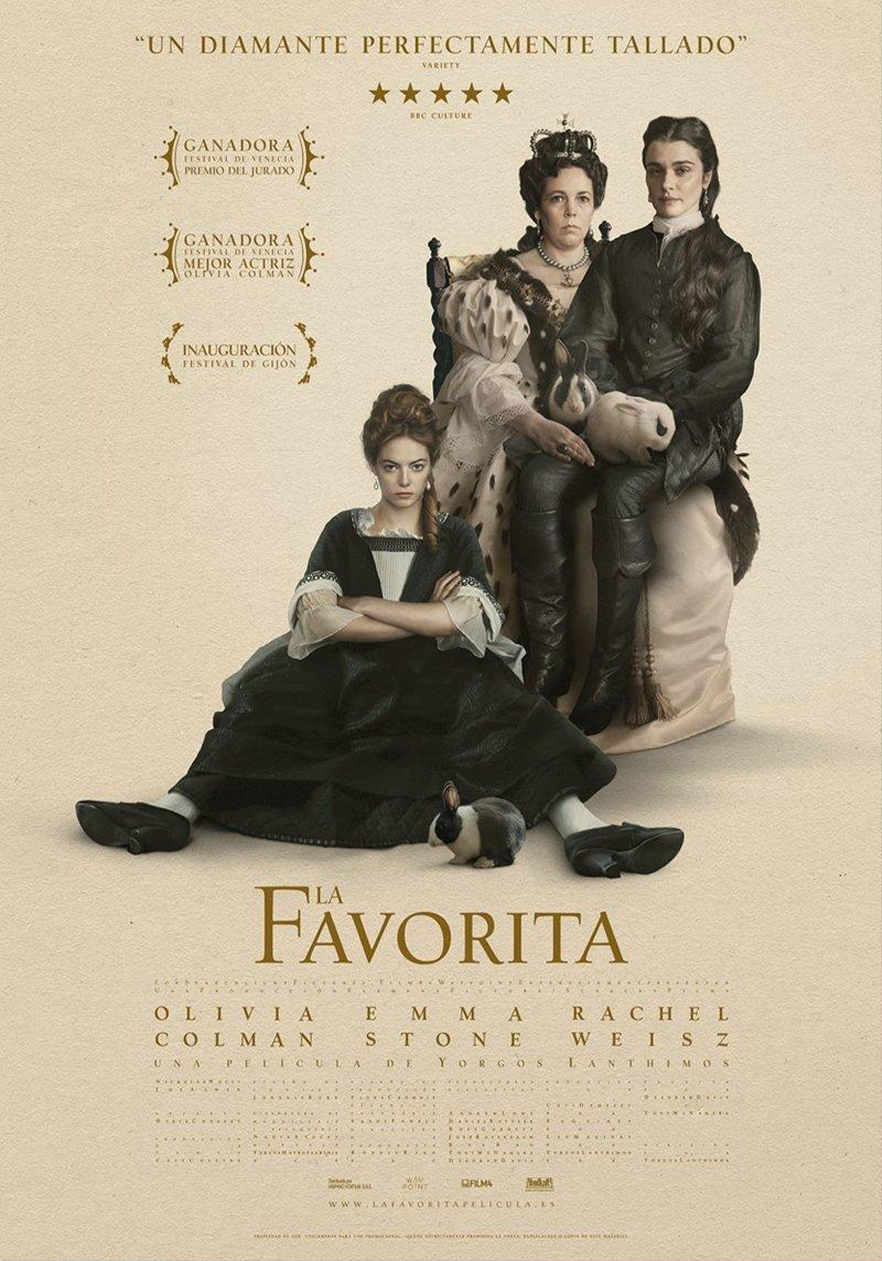 Photo of El film 'La Favorita' en Cinemark