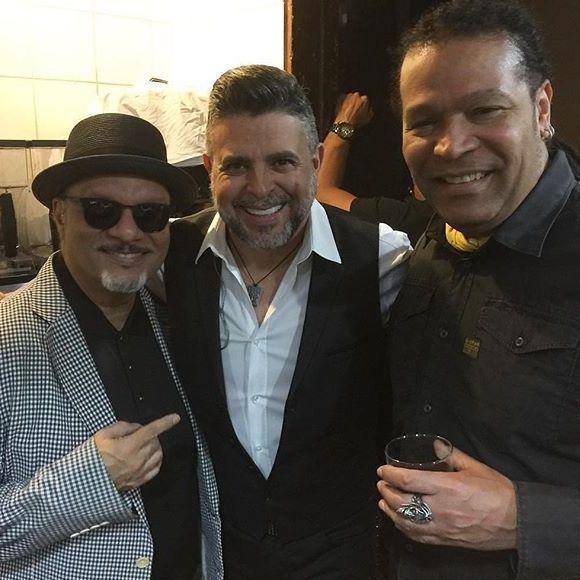 Photo of Concierto de Luis Enrique, Omar Alfanno y Amaury Gutiérrez