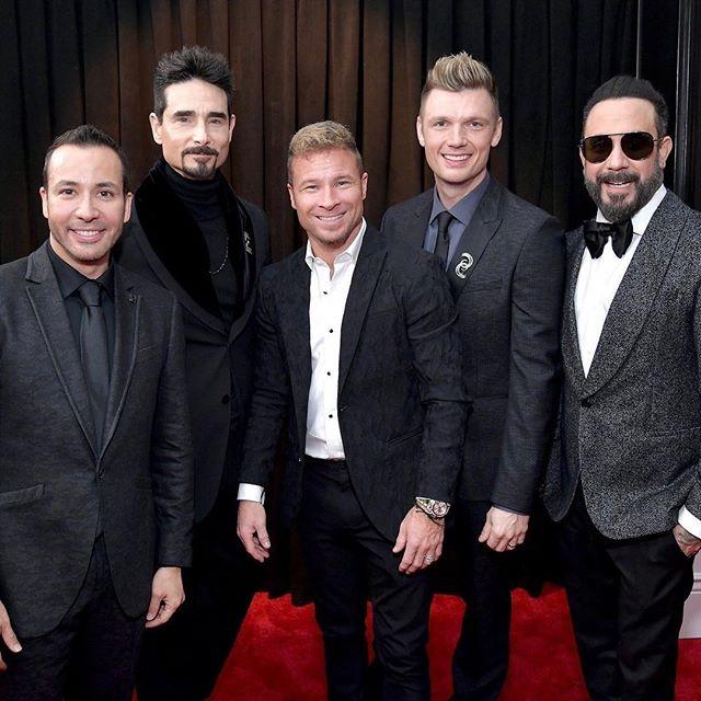 Photo of Backstreet Boys en el Festival Viña del Mar se llevan gaviota de Oro
