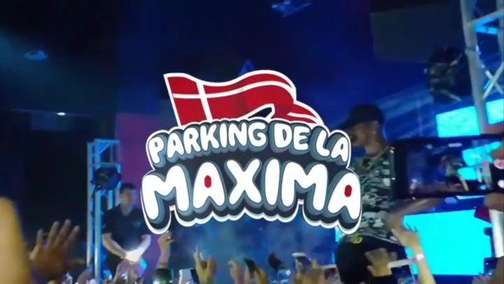 Photo of Confirmado Eddy Lover en el Parkin de la Maxima