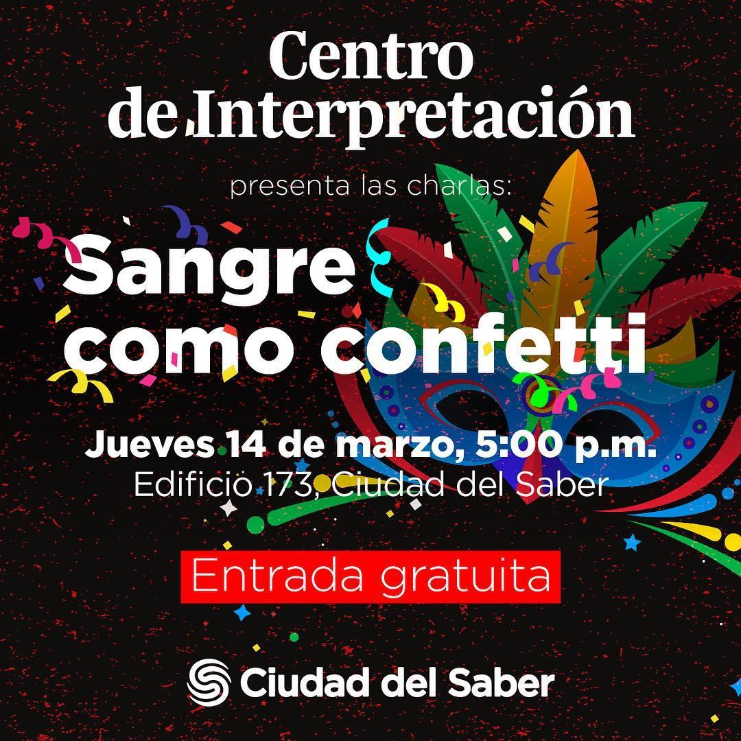 Photo of Centro de Interpretación presenta 'Sangre como Confetti'