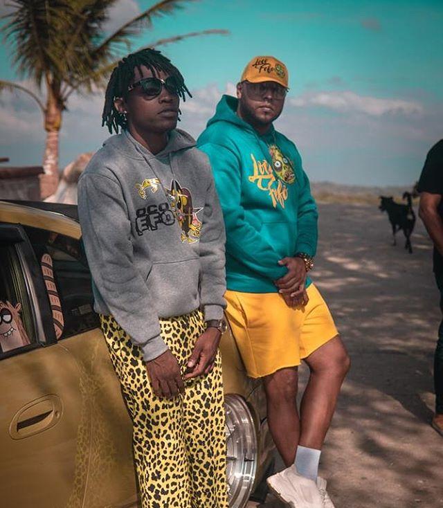 Photo of Italian Somali estrena vídeo «Loco Fefo» junto a Dubosky