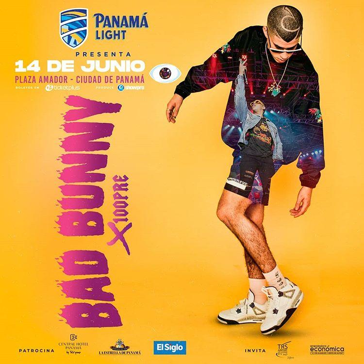 Photo of Boletos a la venta para concierto de Bad Bunny en Panamá