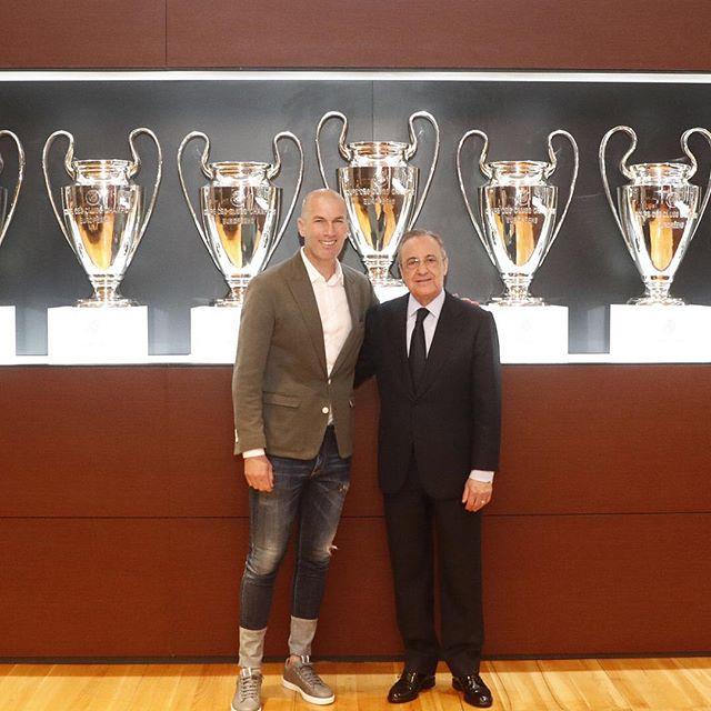 Photo of Zidane regresa al Real Madrid