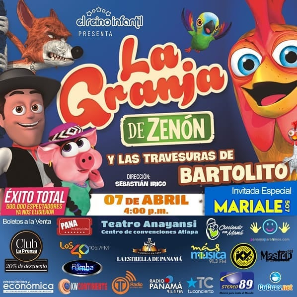 Photo of «La Granja de Zenón» en Panamá