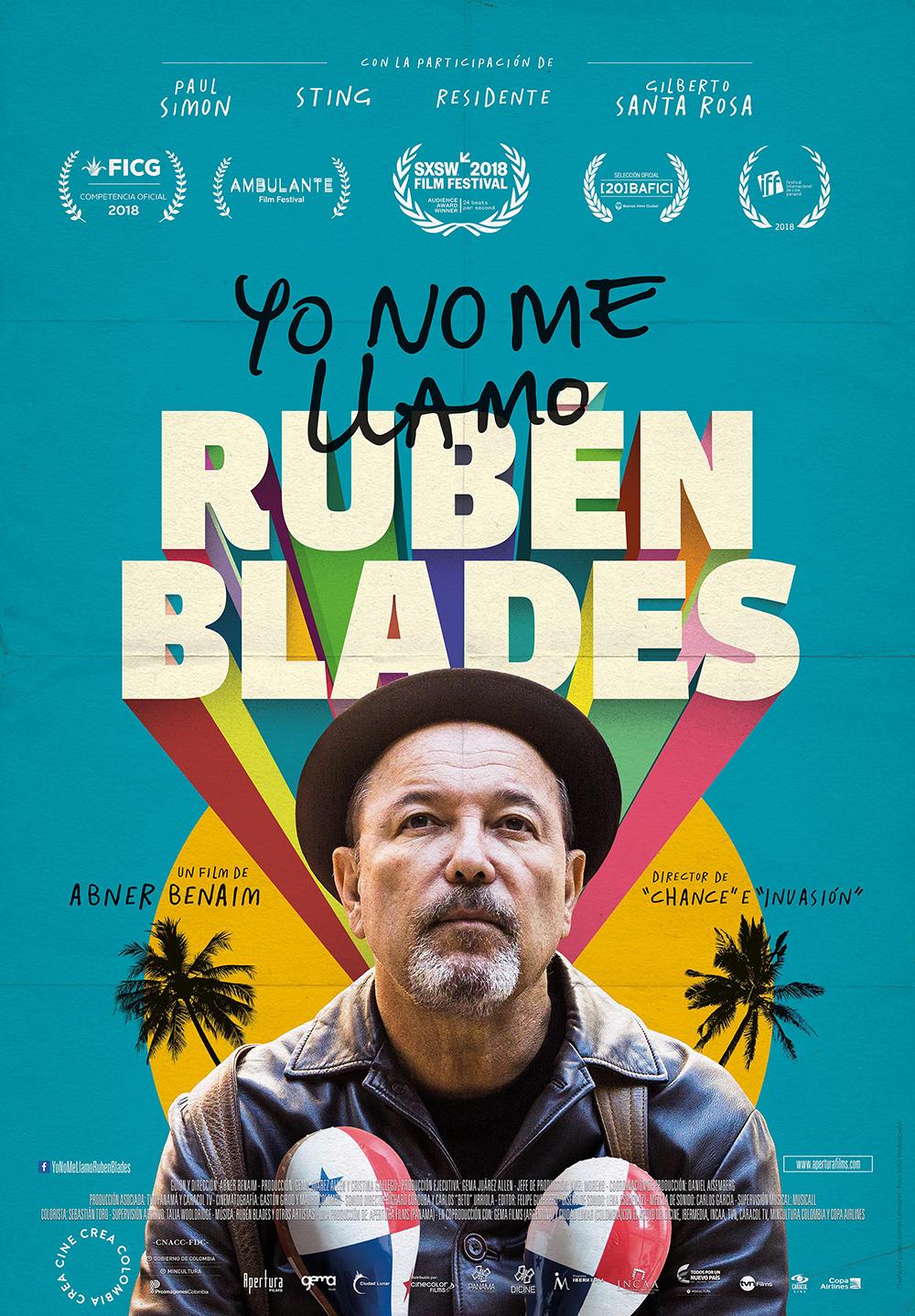 Photo of Estreno de 'Yo no me llamo Rubén Blades' en HBO