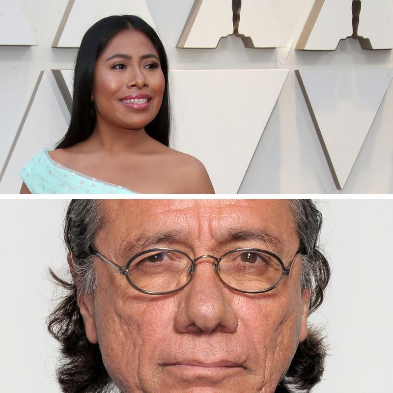 Photo of Yalitzia Aparicio y Edward James Olmos estarán en el IFF Panamá 2019