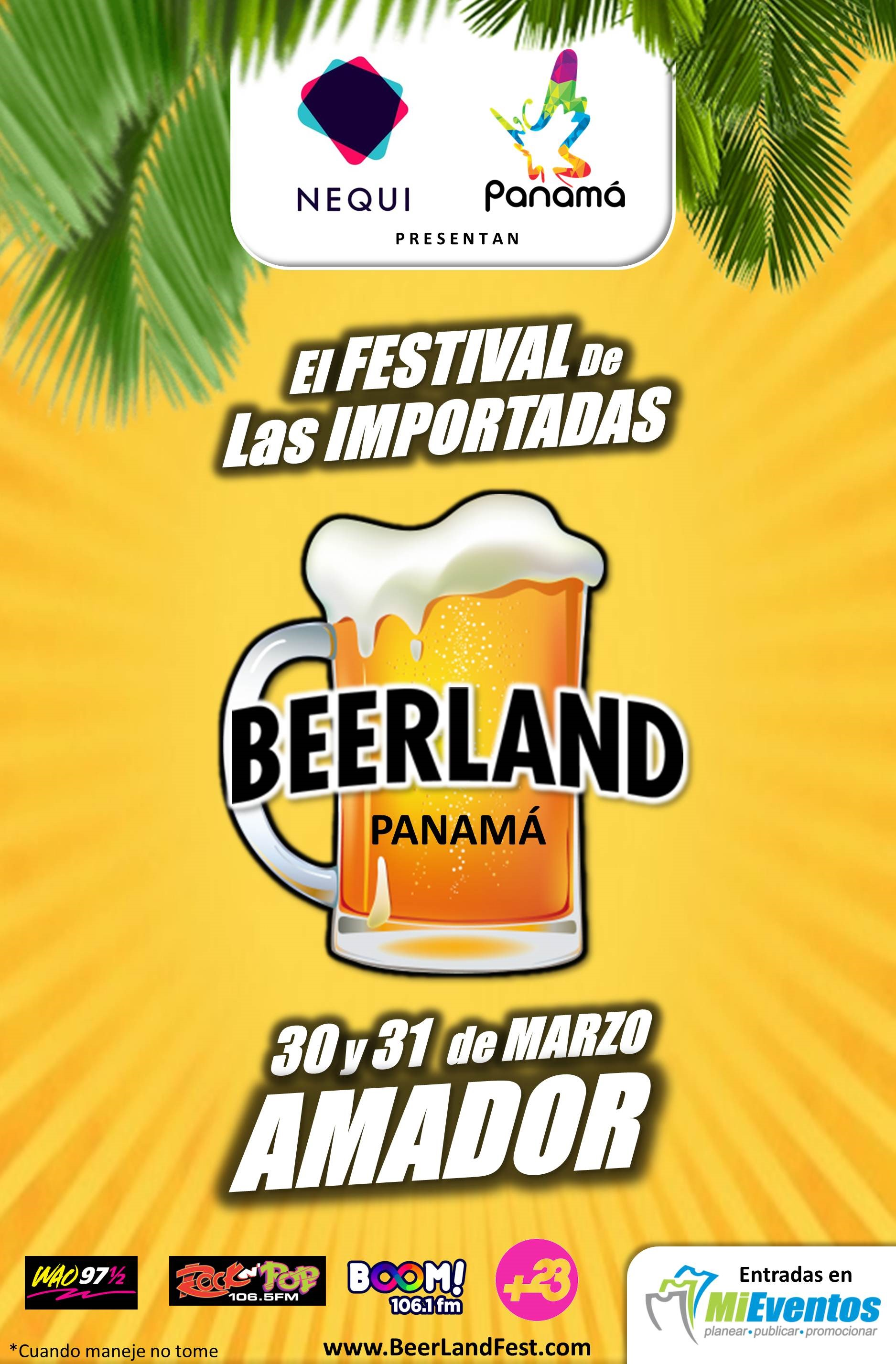Photo of Festival «Beerland» Panamá