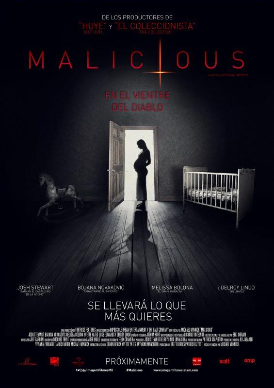 """Photo of Estreno de """"Malicious: en el vientre del diablo"""""""