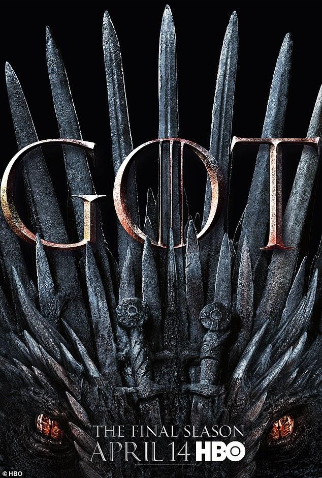 Photo of HBO lanzó el póster oficial de la última temporada de GOT