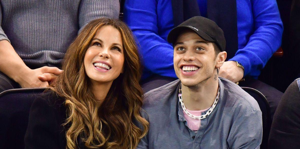Photo of Confirmada la relación de Pete Davidson y Kate Beckinsale