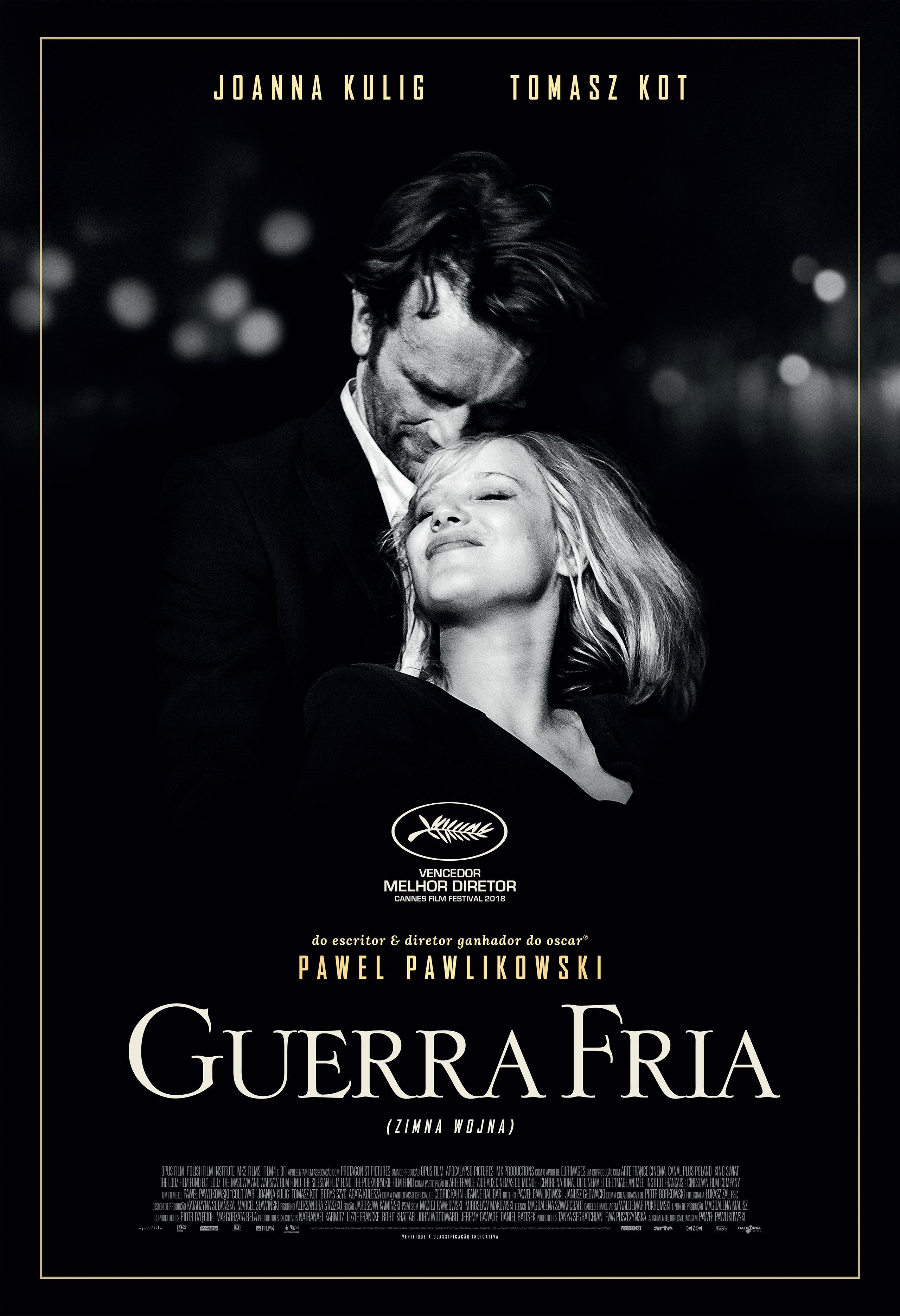 Photo of «Guerra Fría» disponible en el cine