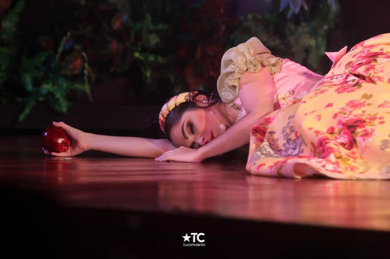 Photo of Blancanieves el Musical en Teatro en Círculo