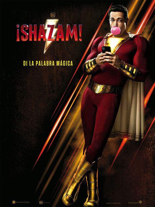 Photo of 'Shazam' en los cines de Panamá