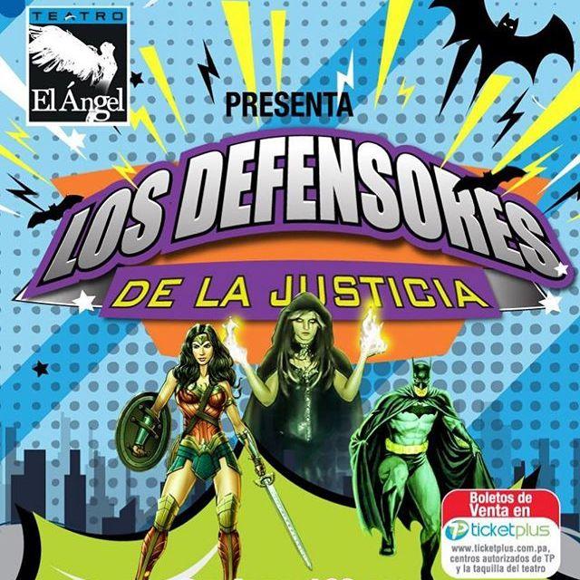 Photo of Disfruta de la Obra infantil 'Los Defensores de la Justicia'