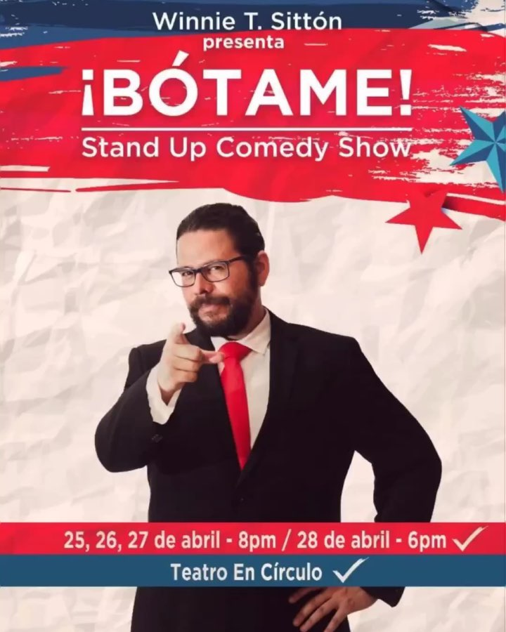 Photo of Stand Up Comedy Show «Bótame»