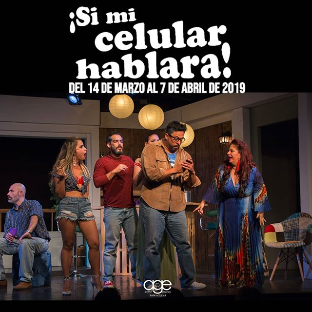 "Photo of Últimas funciones de la obra ""Si mi celular hablara"""