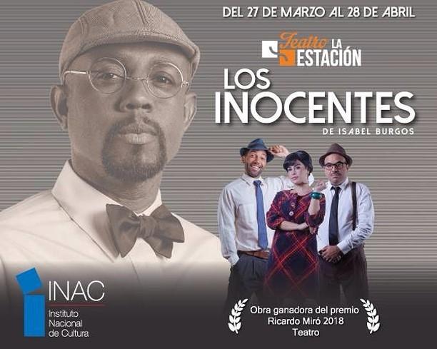 """Photo of Teatro la Estación la obra """"Los Inocentes"""""""