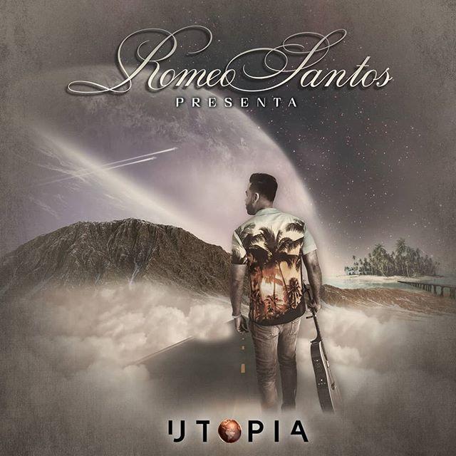 Photo of Romeo Santos estrenó tema con Aventura y lanza su nuevo disco «Utopía»