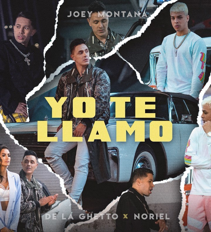 Photo of «Yo Te Llamo» de Joey Montana junto a La Ghetto y Noriel