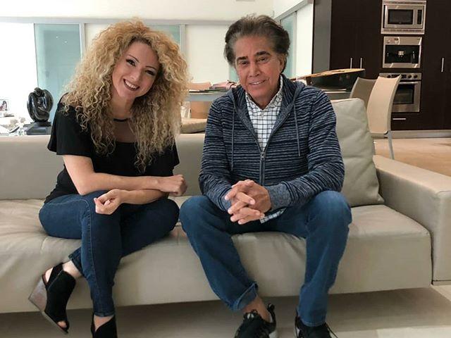Photo of Erika Ender compone para José Luis Rodríguez «El Puma»