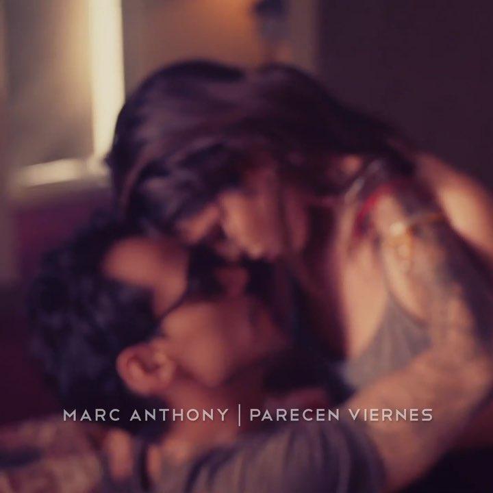 Photo of Marc Anthony lanza su nuevo tema «Parecen Viernes»