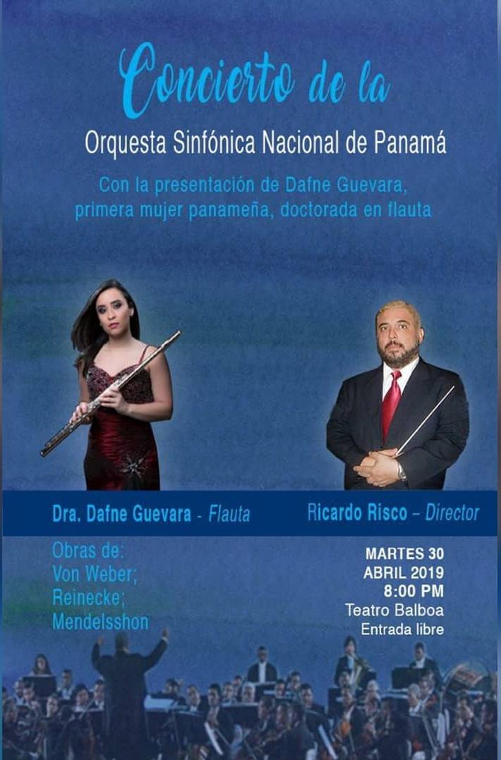 Photo of Conciertos de la Orquesta Sinfónica Nacional de Panamá
