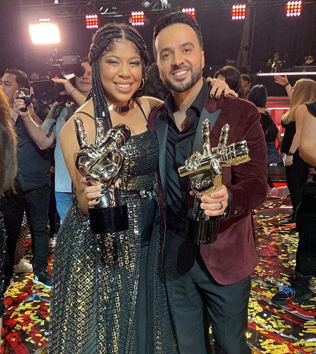 Photo of Jeidimar Rijos fue la ganadora de 'La Voz US'
