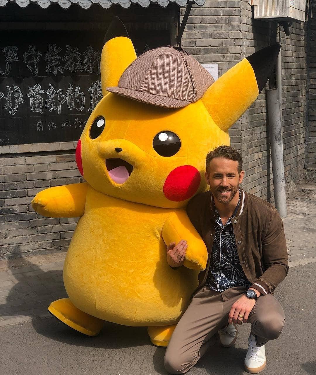 Photo of El film 'Detective Pikachu' sigue dando buena impresión